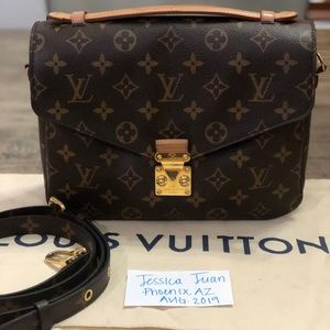 2018 Louis Vuitton Pochette Metis